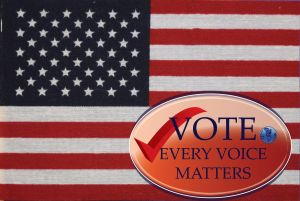 Vote Every Voice Matters